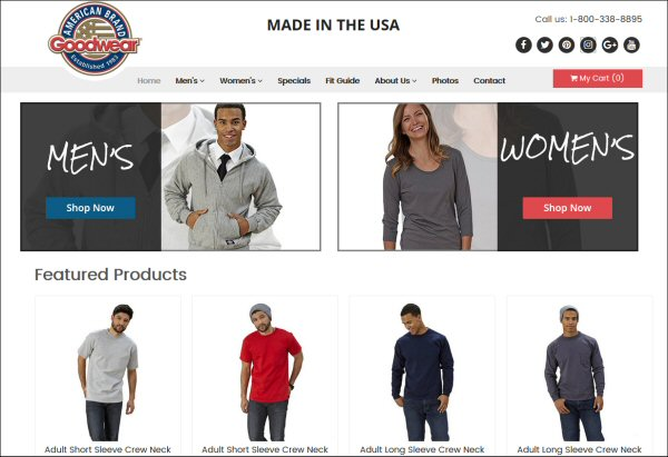 Goodwear Wholesale & Private Labeling